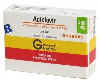 Aciclovir apresentacao