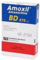 875 composição bd amoxil